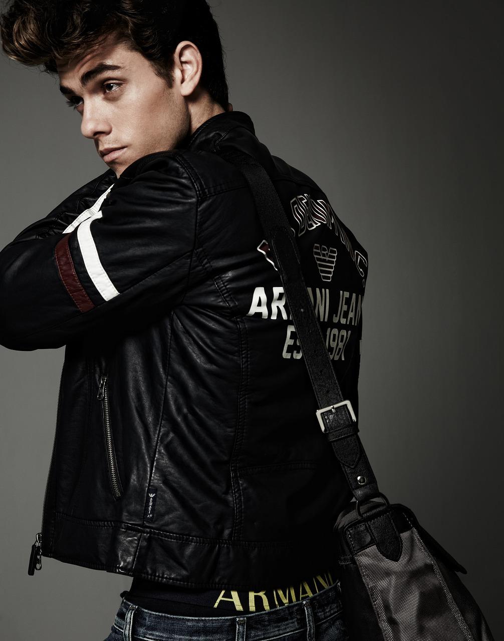 Fashion Hair Jacket Leather Jacket